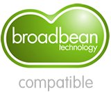 BroadBean compatible